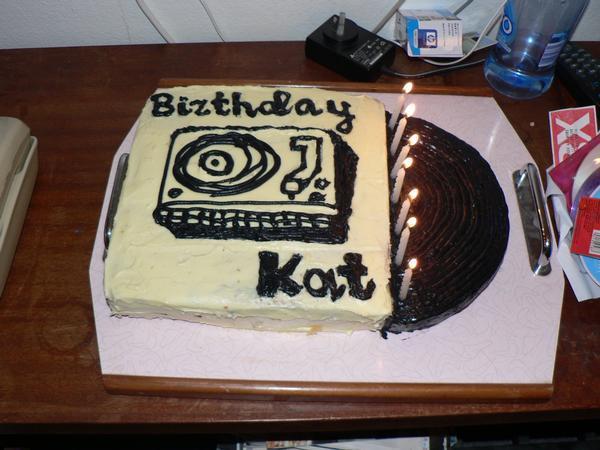 Kat's Birthday Cake